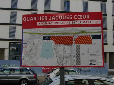 Montpellier – eine Stadt, die sich bewegt – une ville qui bouge