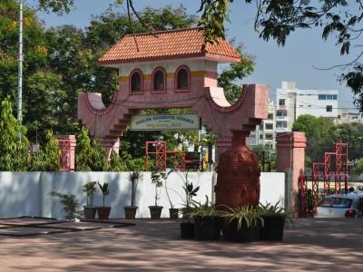 Indien_8d: Shilpa-Ramam-Park
