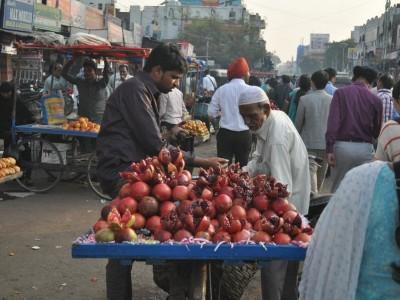 Indien_4: Straßenrand