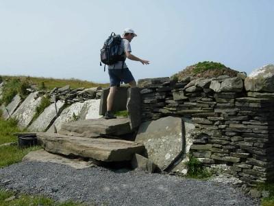 Irland: Geschichte eines Tors