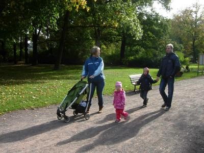 Herbstreise: Dannigkow & Magdeburg