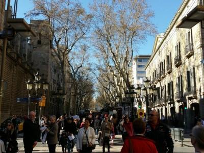 Barcelona – Freitag