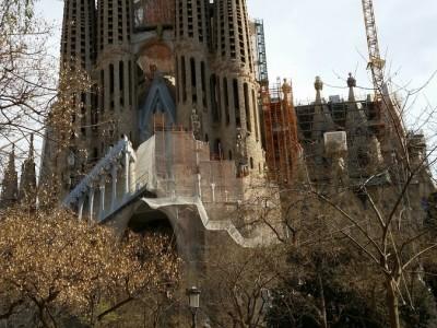 Barcelona – Sonntag