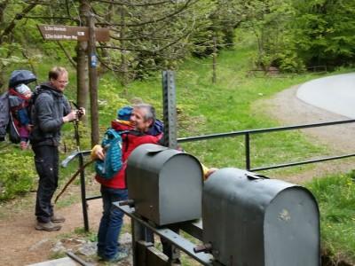 Harz – dritter Tag: Wasserregal
