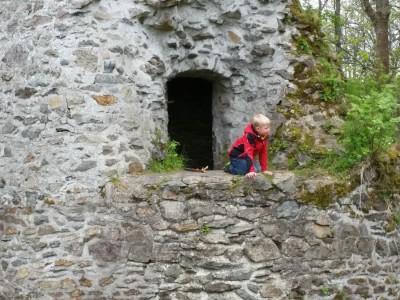 Harz – vierter Tag: Ruine Königshütte